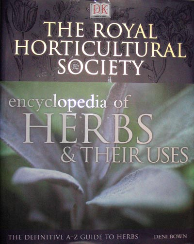 The RHS Encyclopedia of Herbs & Their Uses